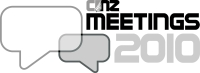 image: CINZ Meetings logo